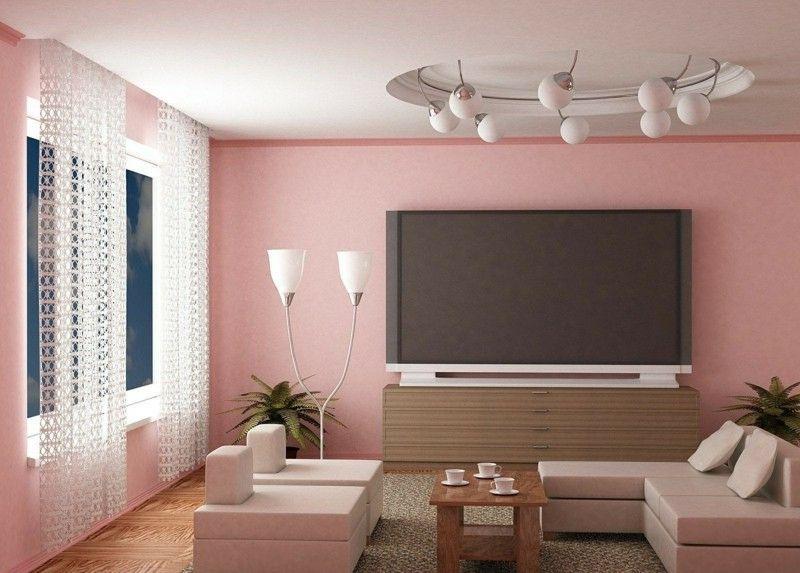 Altrosa Wand wandfarbe altrosa 21 romantische ideen für ihre wohnung altrosa