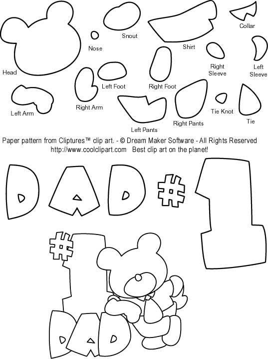What To Write On A Fathers Day Card Paper Piecing For Scrapbooks