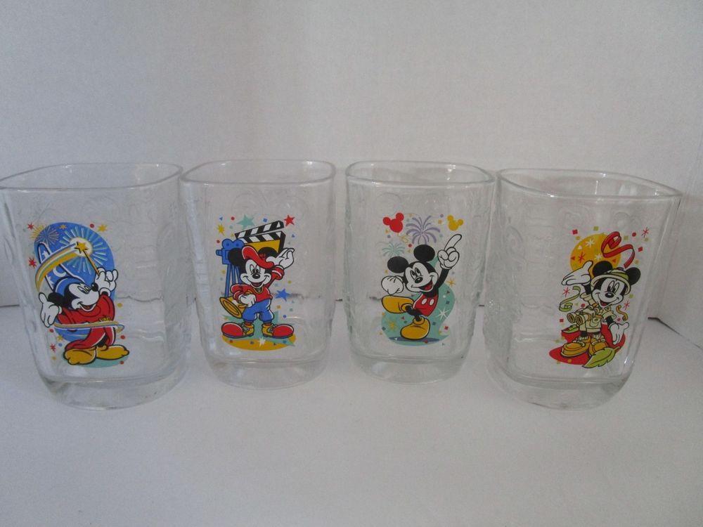 4 Mcdonald S Walt Disney World Millennium 2000 Mickey
