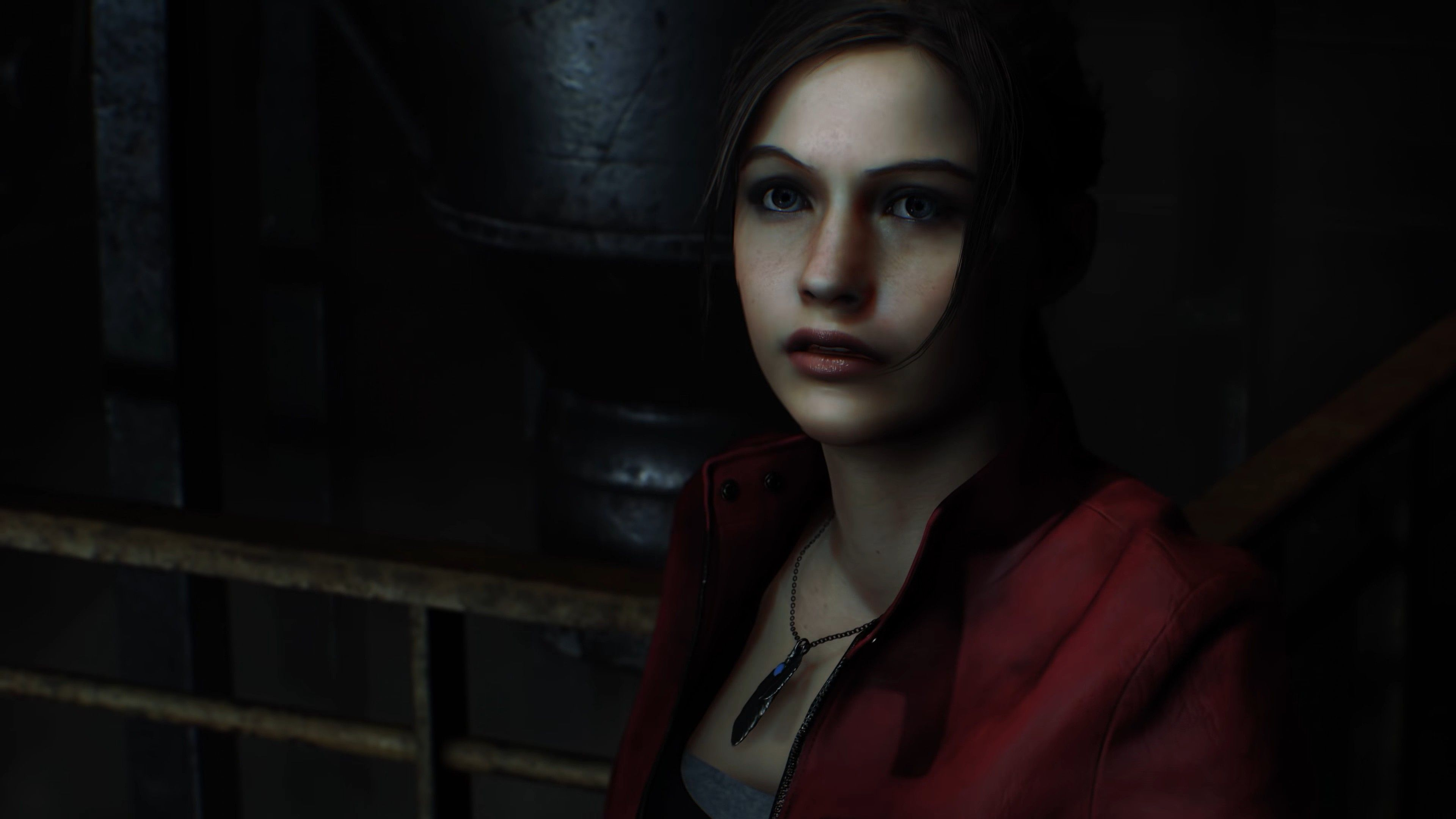 Wallpaper 4k Claire Redfield Resident Evil 2 4k Wallpapers Claire