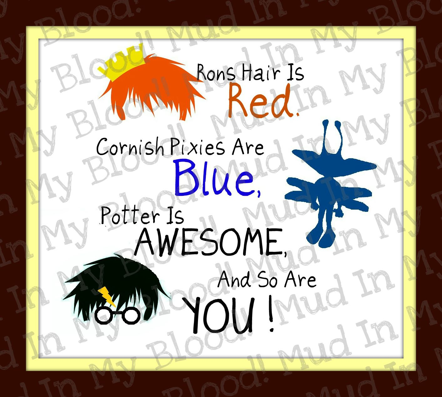 Harry Potter Valentine Buttons Coming Soon To Mudinmybloodetsy - Hilarious harry potter valentines cards perfect special wizard life