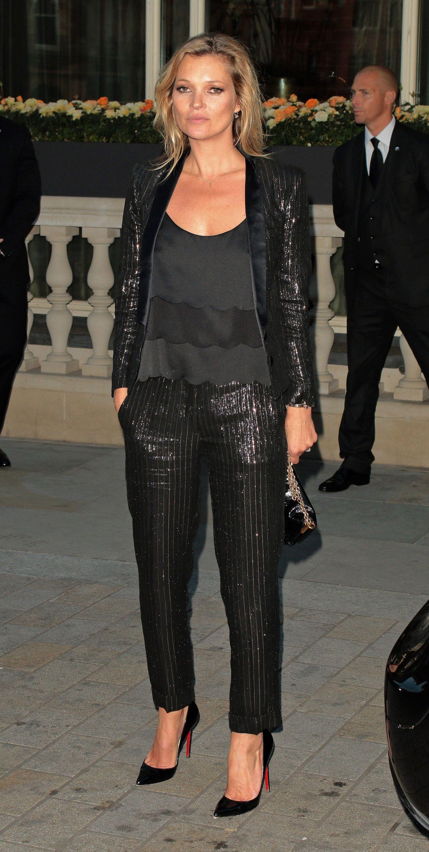 Kate Moss Street Style 2014