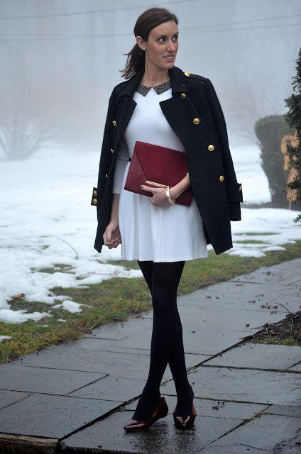 winter work-perfect dress