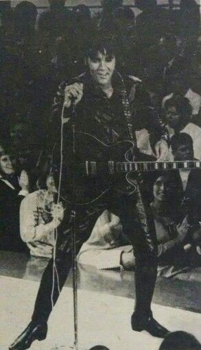 Black leather in 1968 Special