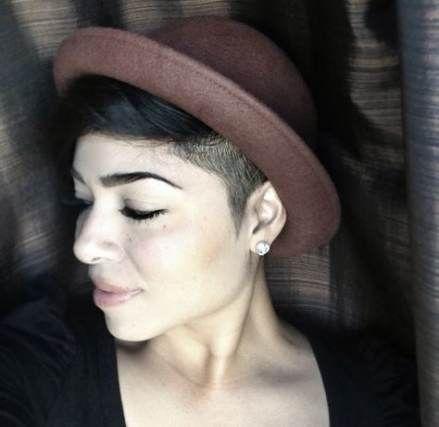 hat hairstyles short hair pixie haircuts 35 ideas for