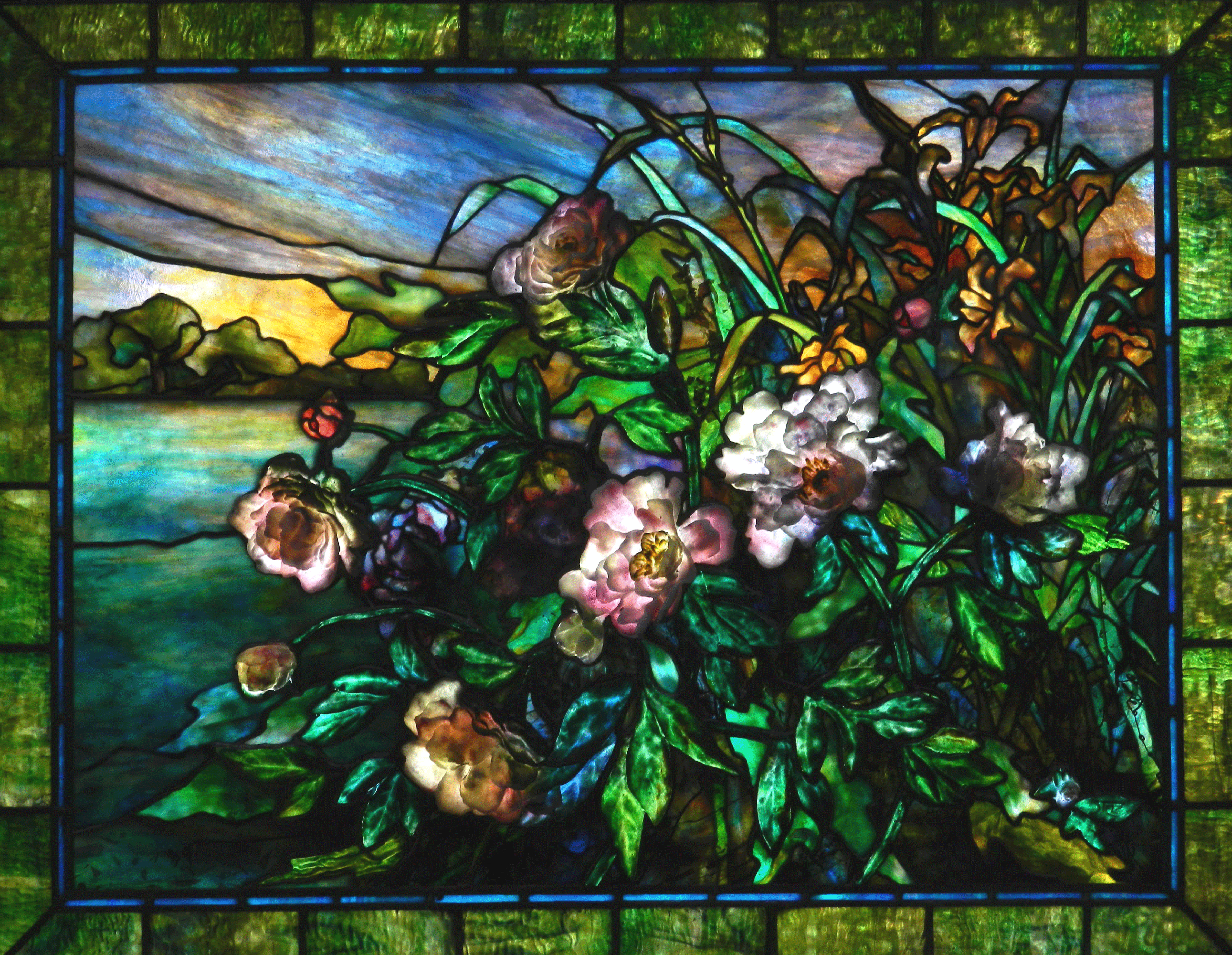 Stelz Studios Fine Leaded Stained Glass Stained Glass Tiffany