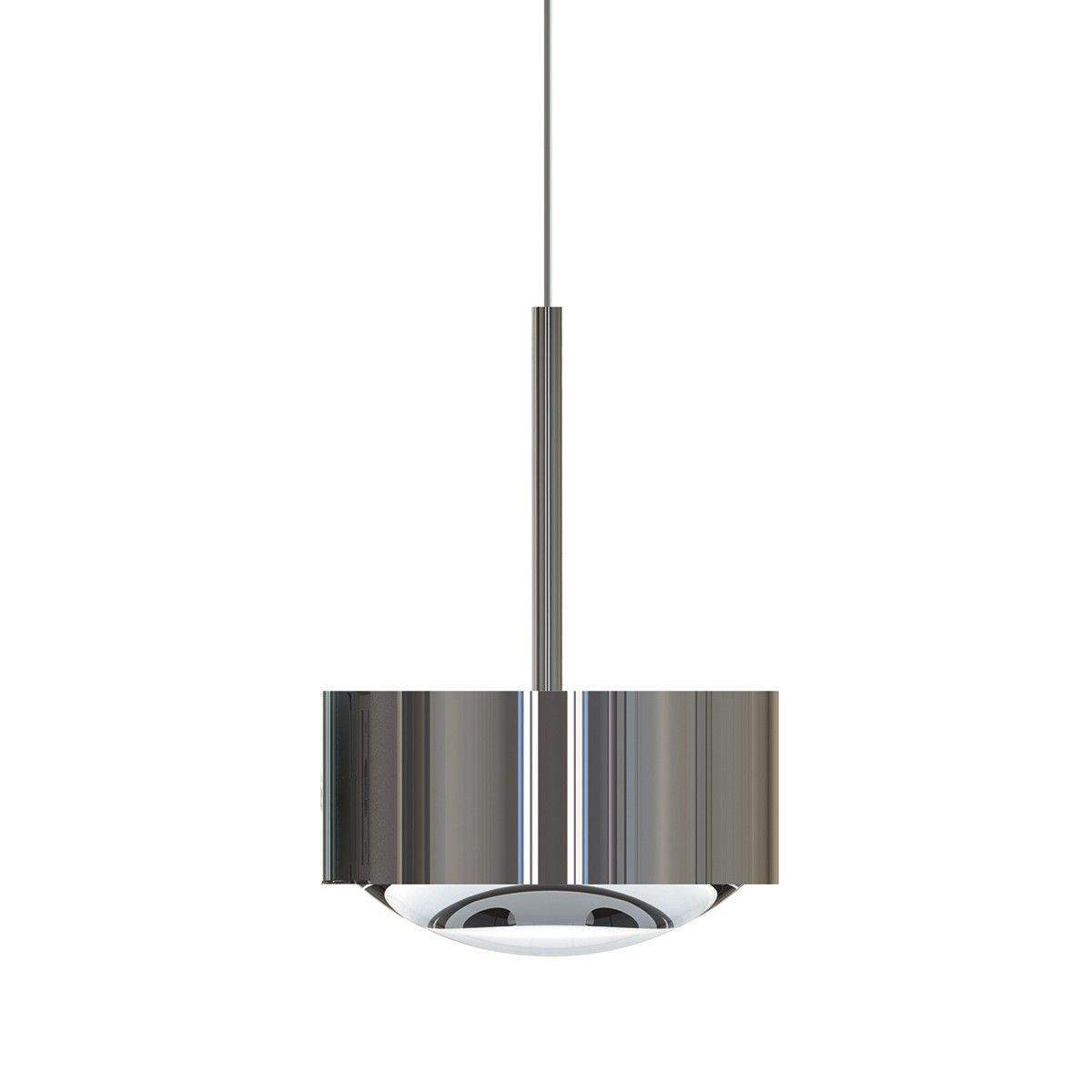 LED Decken Lampe Rund Stoff Holz Leuchte Hänge RGB Licht DIMMBAR Fernbedienung
