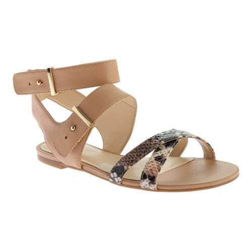 Women's Nine West Darcelle Sandal /Light Multi | Products | Pinterest | Natural  light, Leather products and Shoes outlet
