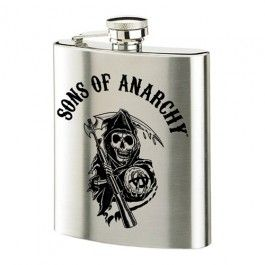 Sons of Anarchy Hip Flask Price: $22.99