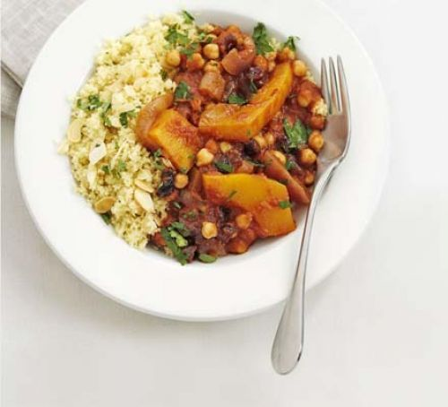 Pumpkin cranberry red onion tagine recipe onions entrees pumpkin cranberry red onion tagine forumfinder Image collections