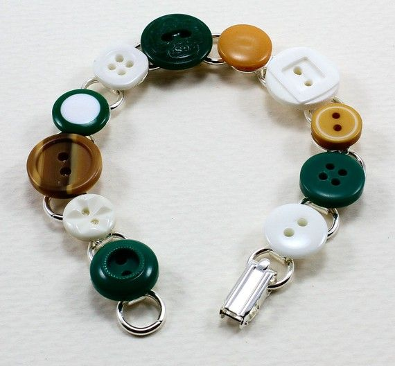 I love this bracelet and should have bought it. I have my eye out for a similar one (with a GS logo button like this).