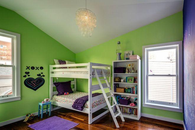 <3 verde e viola per la prossima pittura nel guardaroba :)