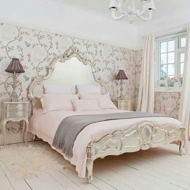 Love this bed Habitación Girl Pinterest Dormitorio, Recamara y