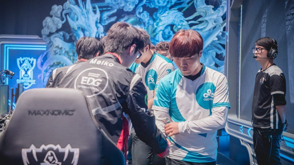 Lol Worlds 2017 Group Stage Day 8 Predictions Cloud9 Last Hope