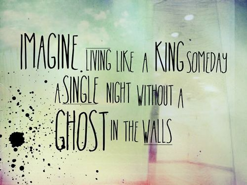 Pierce The Veil King For A Day Quotes