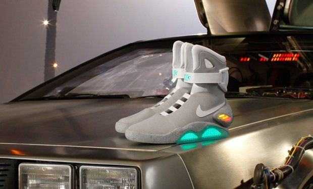 Nike launches Back to the Future trainers | Nike mag, Nike