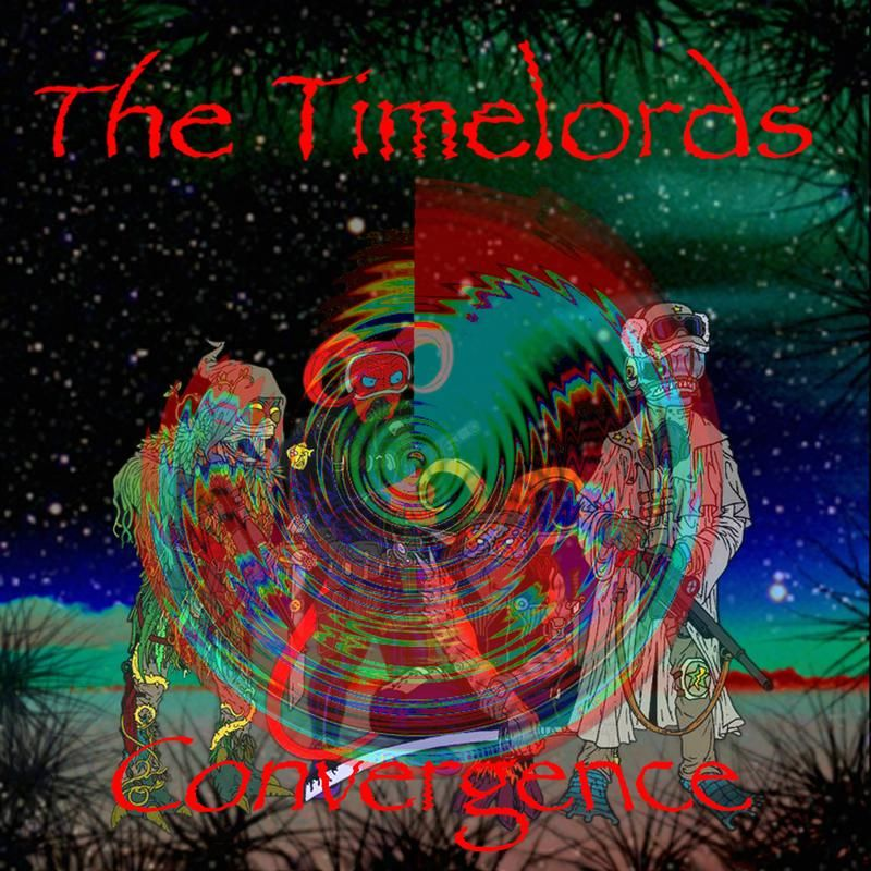 The Timelords: 'Convergence' (Whiplash Records 2014, CD/Download)