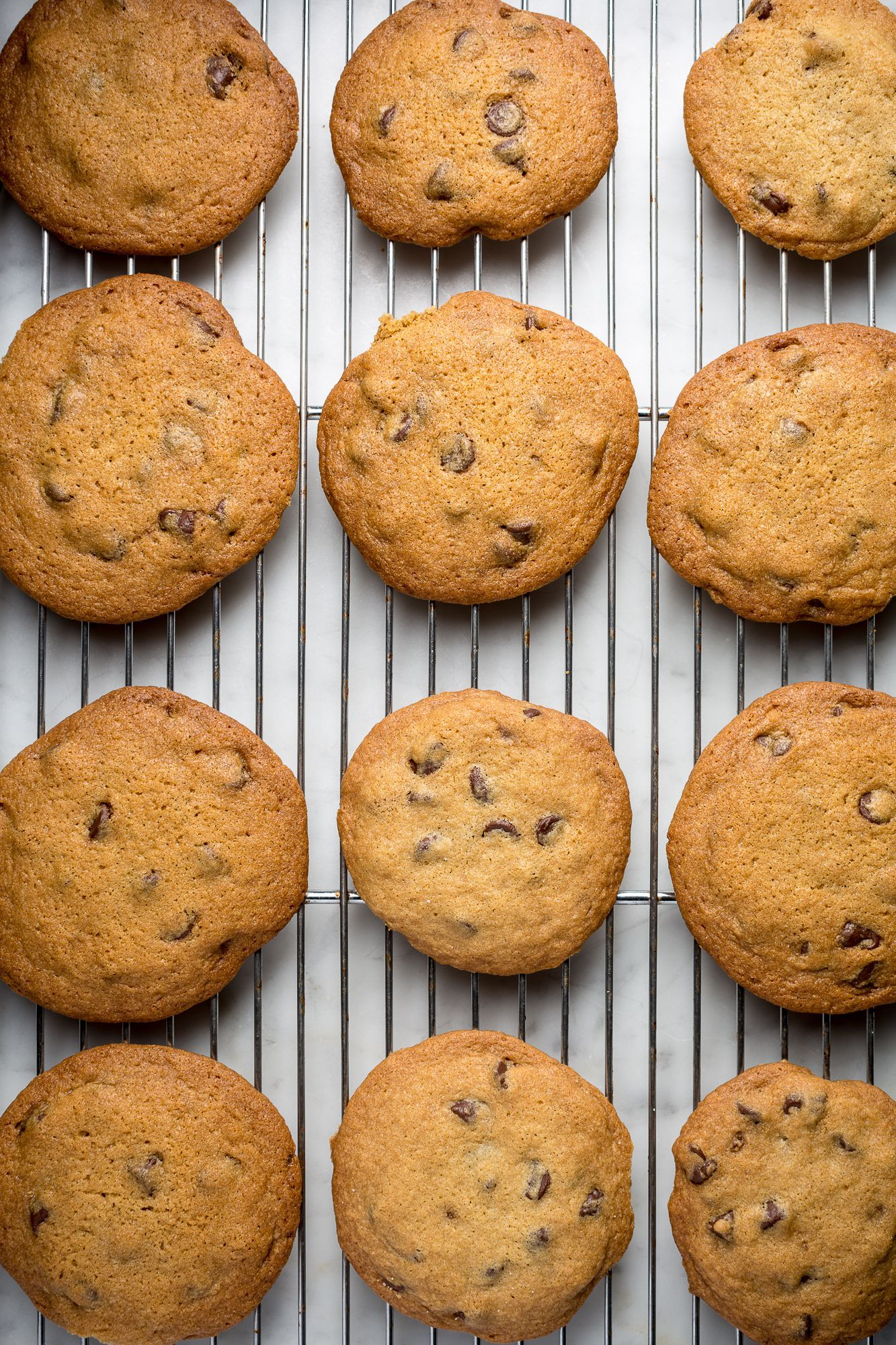 Heres exactly how to make tates chocolate chip cookies