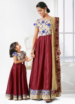 Stylish Anarkali Frocks Designs For Baby Girls 2017 | PK Vogue