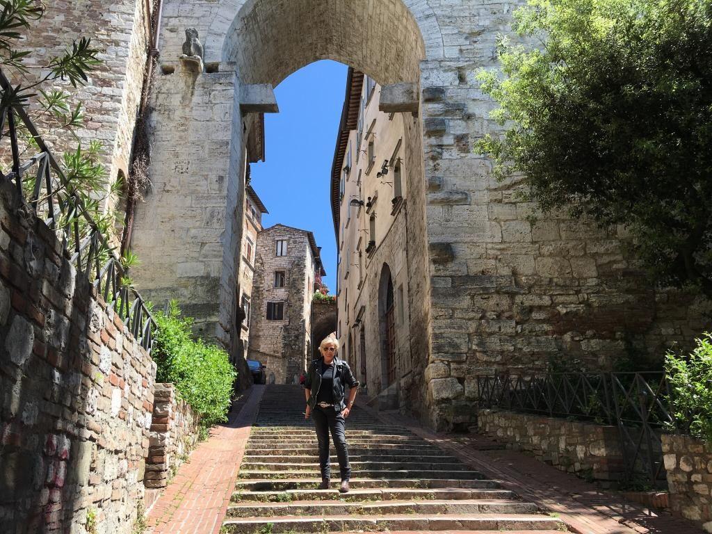 Rocca Paolina Perugia, Trip advisor, Photo