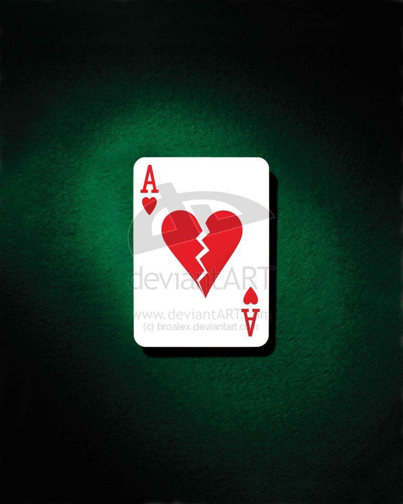 Ace of hearts by ~broalex on deviantART