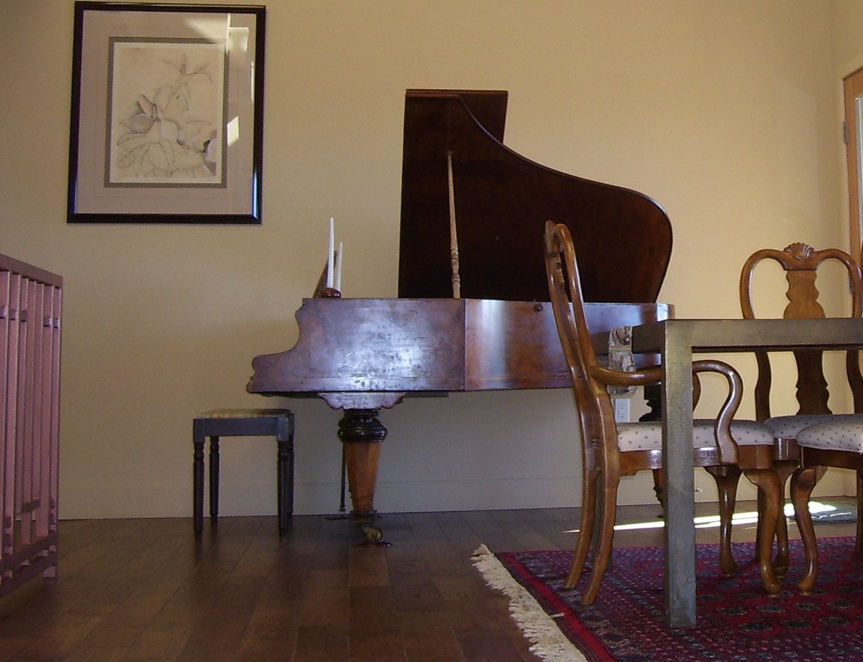 my grand piano!