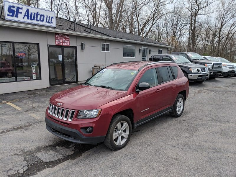 2016 Jeep Compass Sport. Mileage39,671 13,995 3,000