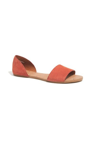 The Thea Sandal by Madewell