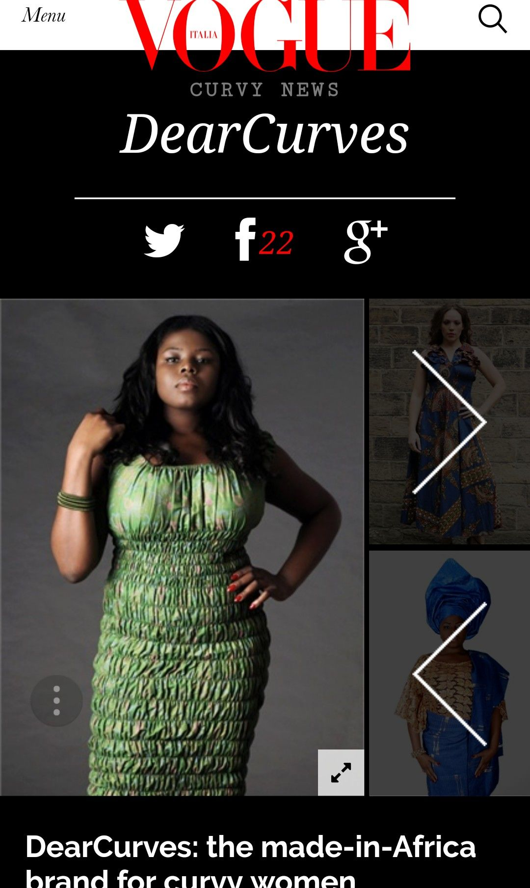 Pin by Dearcurves on 2018 Africa, Curvy, Menu