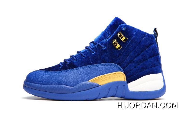 Https Www Hijordan Com Jordan 12a J12 3640 Blue Yellow 2017 Women Online Bmxcq Html Jordan 12a J12 36 40 Blue Yellow 2 Air Jordans Air Jordan Shoes Jordans