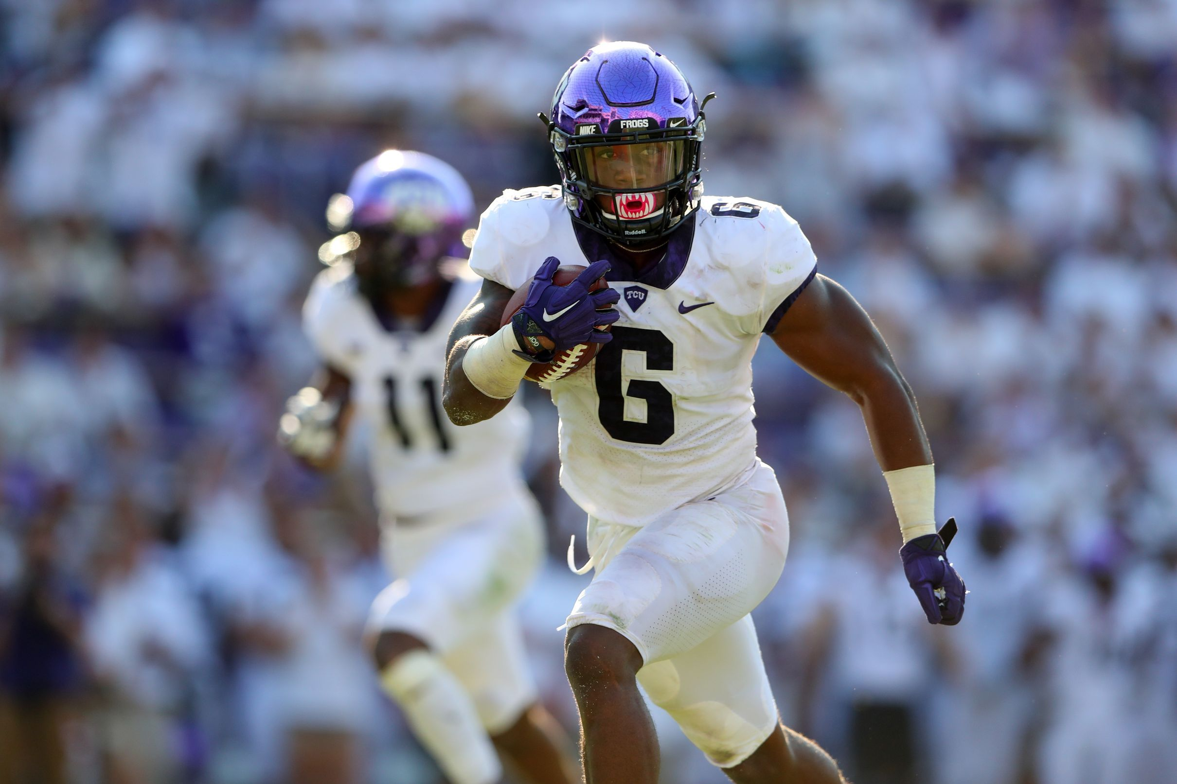 A Ranked West Virginia Tcu Clash Highlights Week 6 S National College Football Betting Lines Football College Football Betting College Football