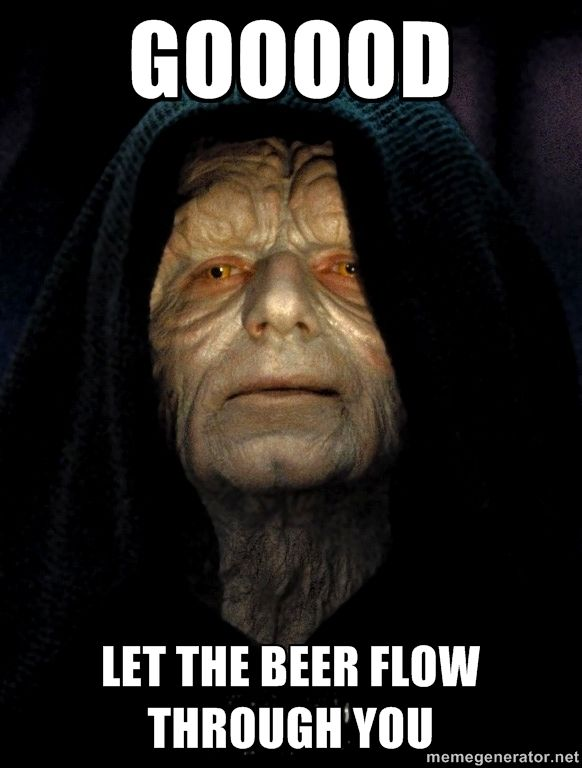 Pin By Beer Loves Starkville On Beer Star Wars Memes Star Wars Episodes Star Wars Humor