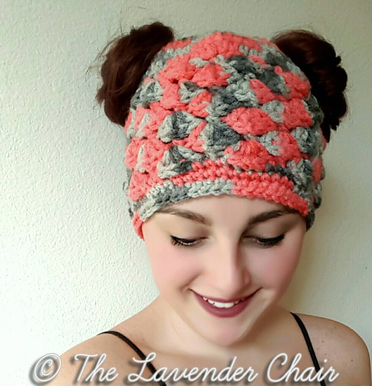 Ravelry: Shelby\'s Double Bun Beanie by Dorianna Rivelli   Crochet ...