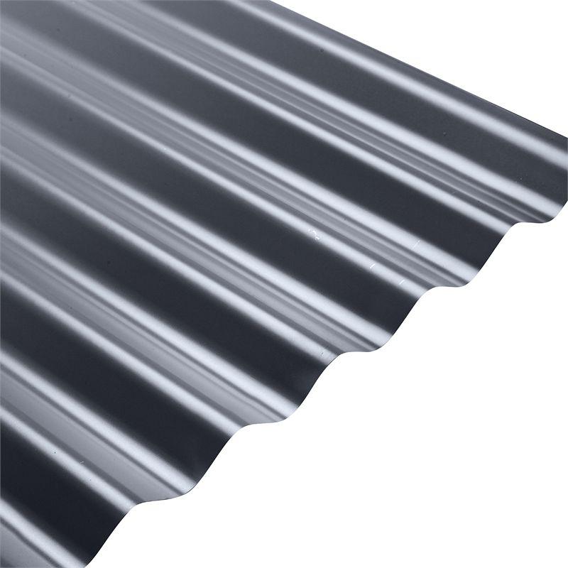 Colorbond Steel 762 X 16mm Xrw S Rib Corrugated 42 Bmt Steel Roofing Per Metre Deep Ocean Steel Roofing Fibreglass Roof Modern Roofing