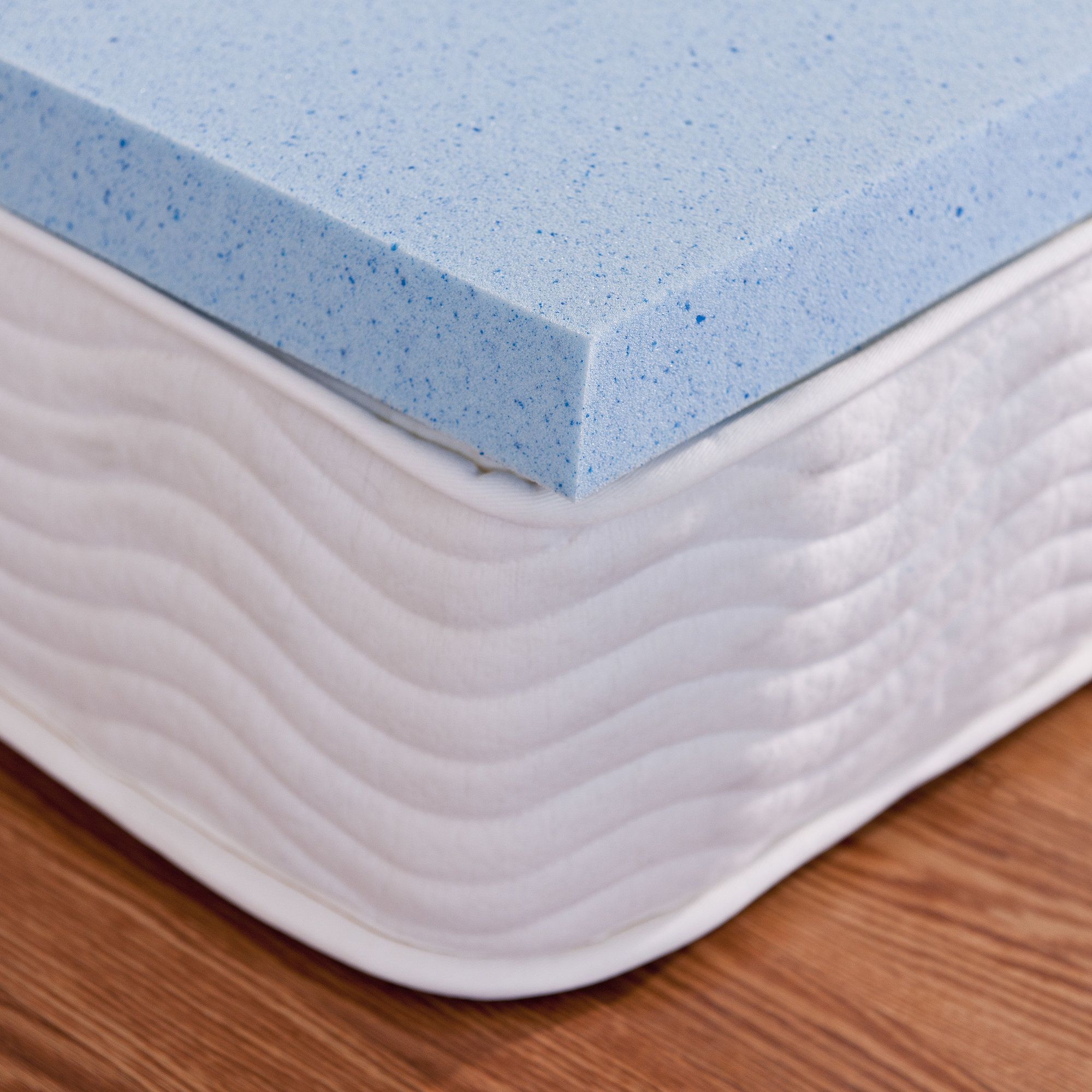 gel memory foam mattress topper products pinterest memory foam