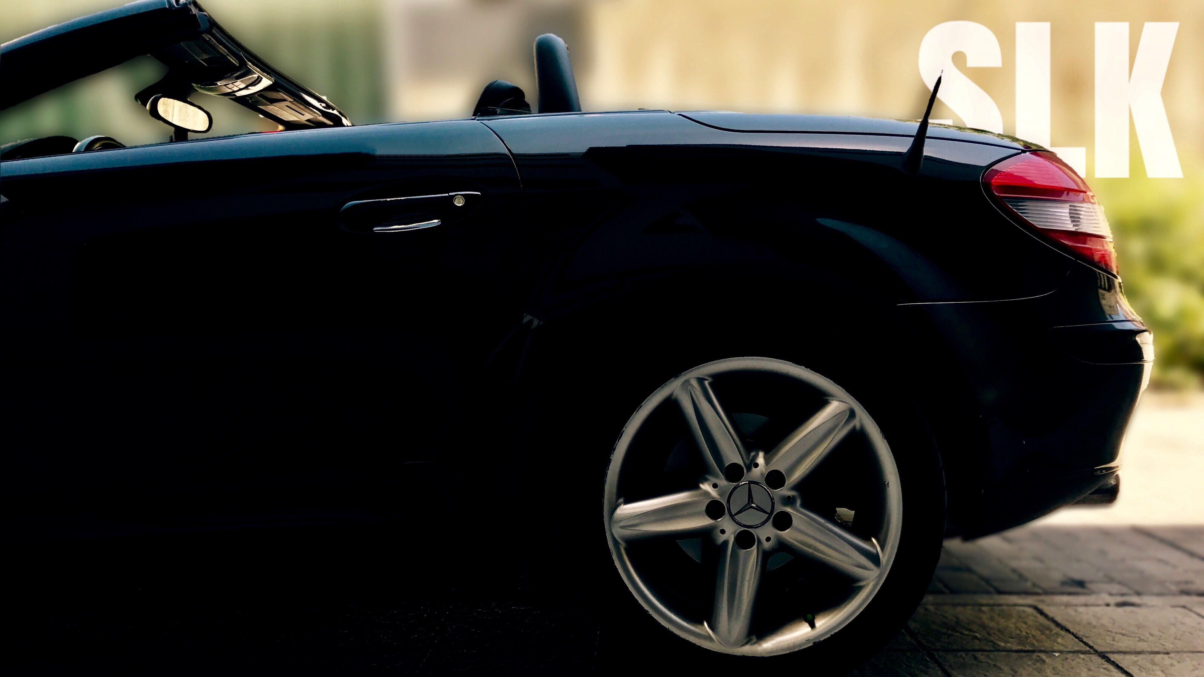 Mercedes SLK R171 Cabrio Pinterest