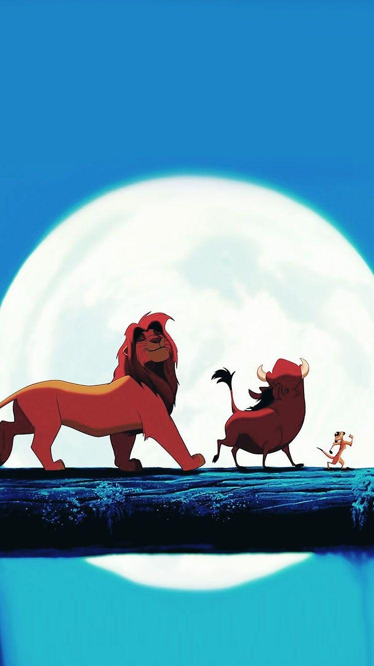 Download Hakuna Matata Disney Lion King Illustration Iphone 6