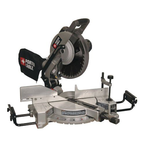 Porter Amp Cable 12 Inch Miter Saw Tools Miter Saw 12