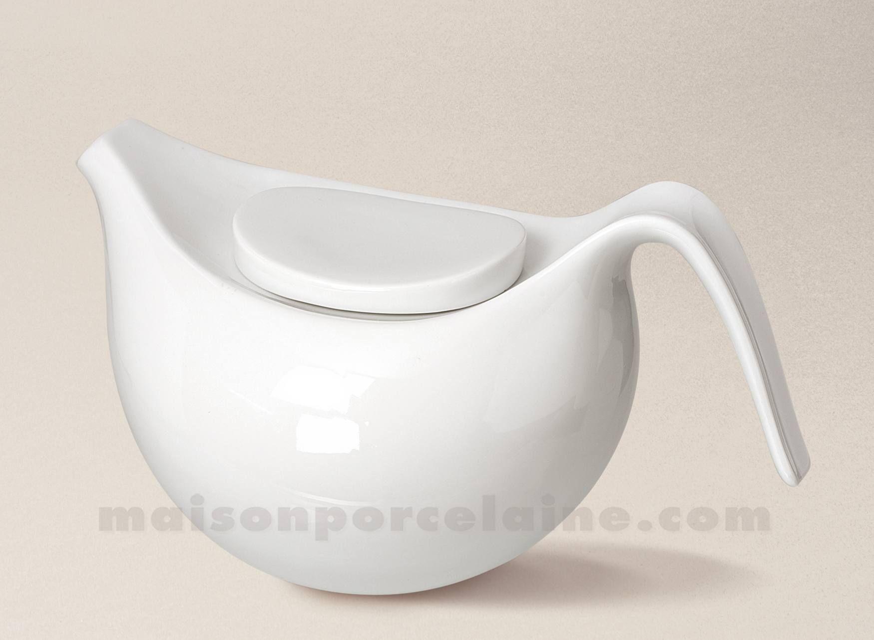 Exceptionnel Maison De La Porcelaine Blanche #11: Marque : Maison De La Porcelaine Véritable Porcelaine Blanche - Longueur :  197 Mm - Largeur
