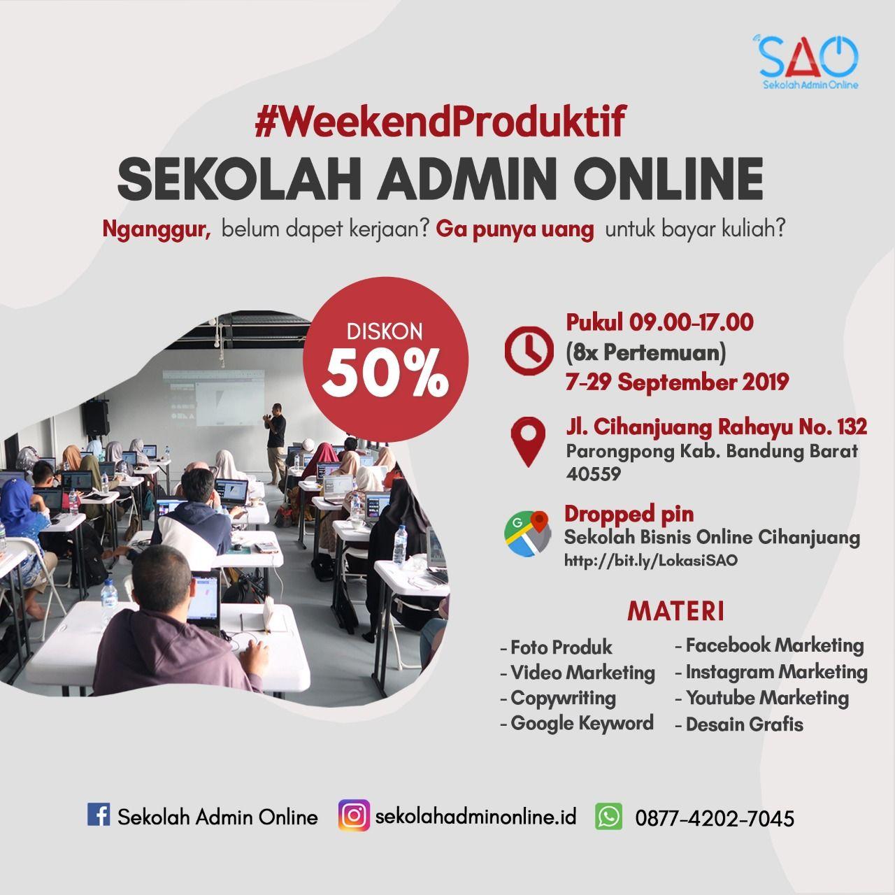 belajar bisnis online bandung kali pasar forex indonesia