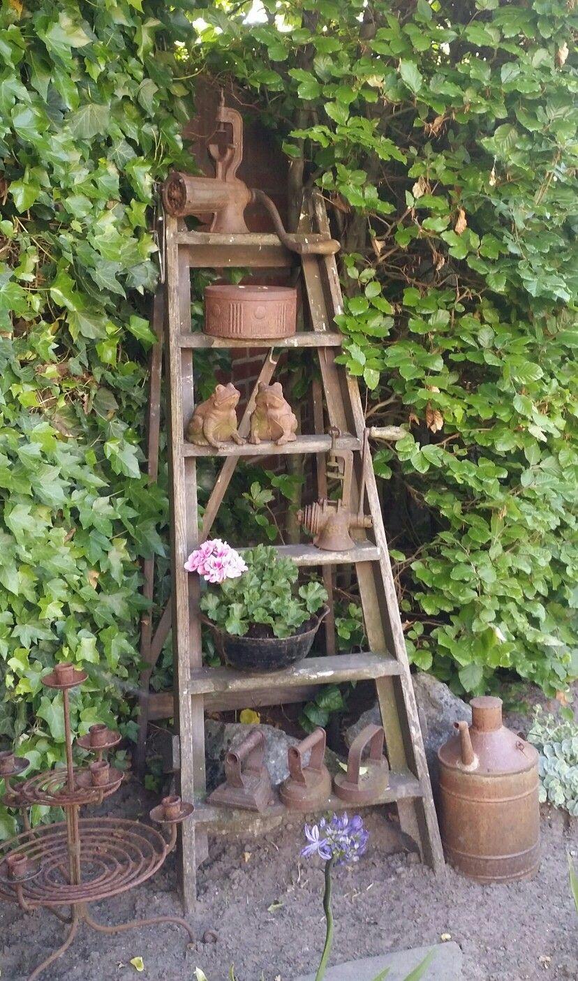 Rusty stuff Rostiges Garten gestalten, Garten deko und Garten ideen ~ 18071805_Garten Gestalten Und Dekorieren