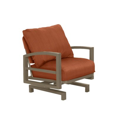 Tropitone Lakeside Action Patio Chair With Cushions Patio Chairs Commercial Patio Furniture Outdoor Chairs