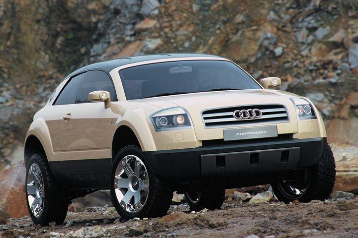 Audi Q Concept SUV AWD PROTOTYPES Pinterest Audi Cars - Audi car types