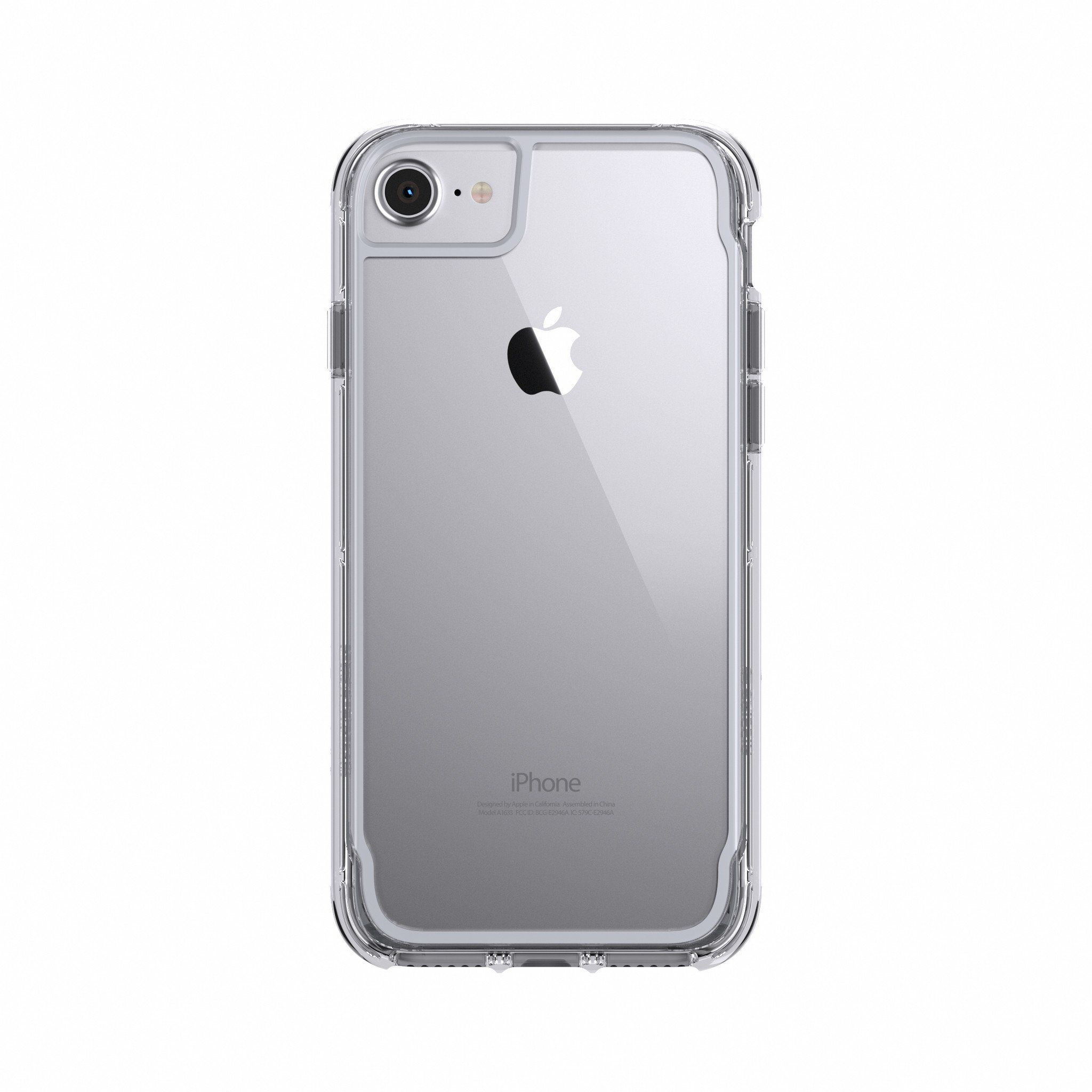 Griffin Survivor Clear for iPhone 6 6s 7