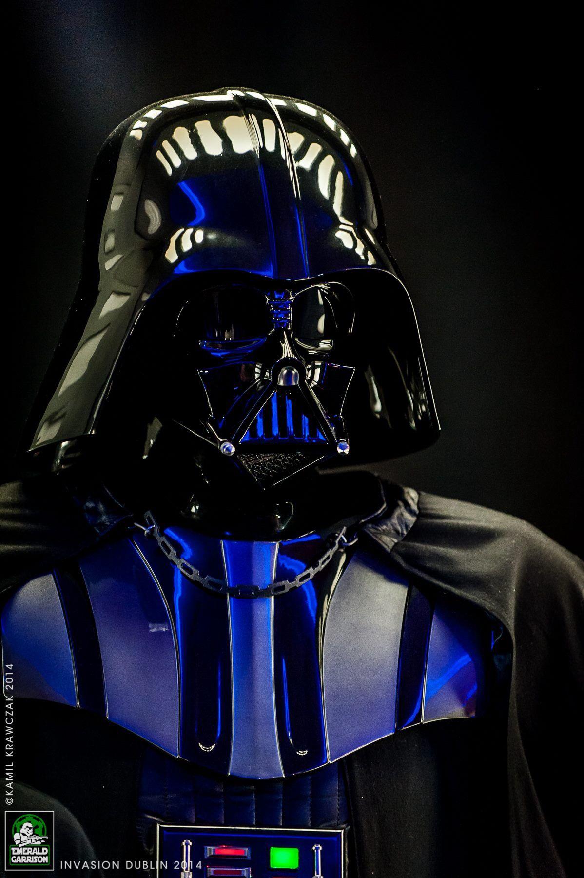 Revenge Of The Sith Darth Vader Costume Worn By Julian Checkley Darth Vader Costumes Darth Vader Tattoo Darth Vader