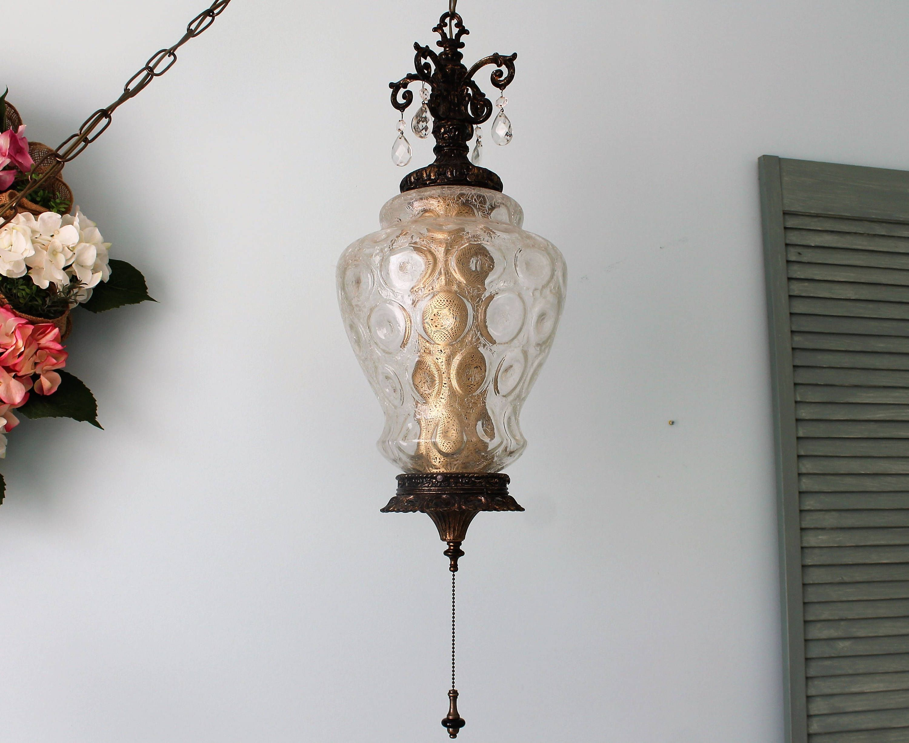 pendant lighting with pull chain # 6