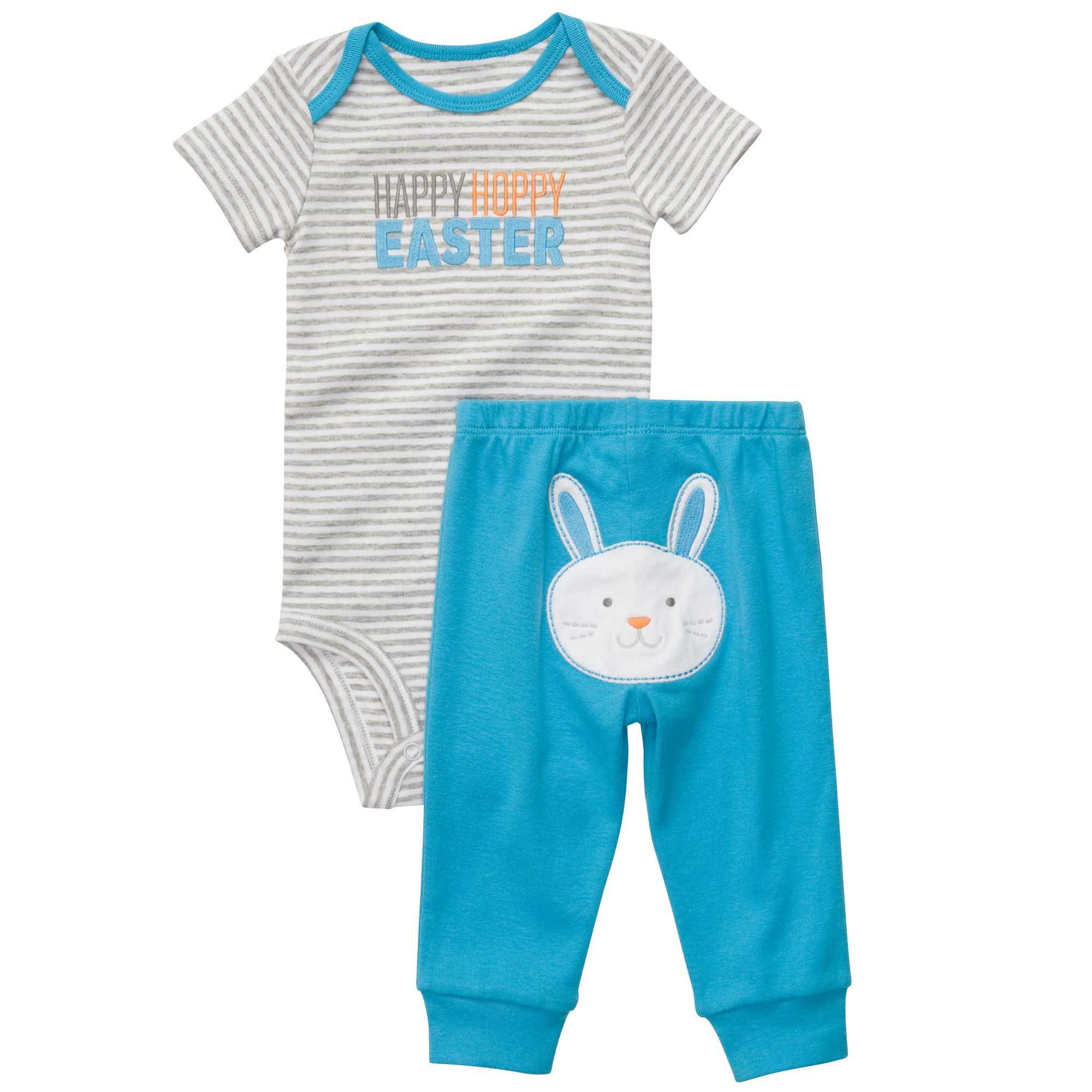 0ec605808 Easter 2-Piece Bodysuit Pant Set | Baby Boy Easter Shop | Rhys ...