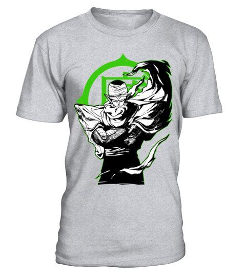 Super Saiyan Piccolo T Shirt Anime Capsule Corp Cartoon Dbz