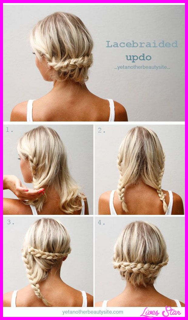 Nice Easy Updo For Shoulder Length Hair Hair Styles Long Hair Styles Hairstyle