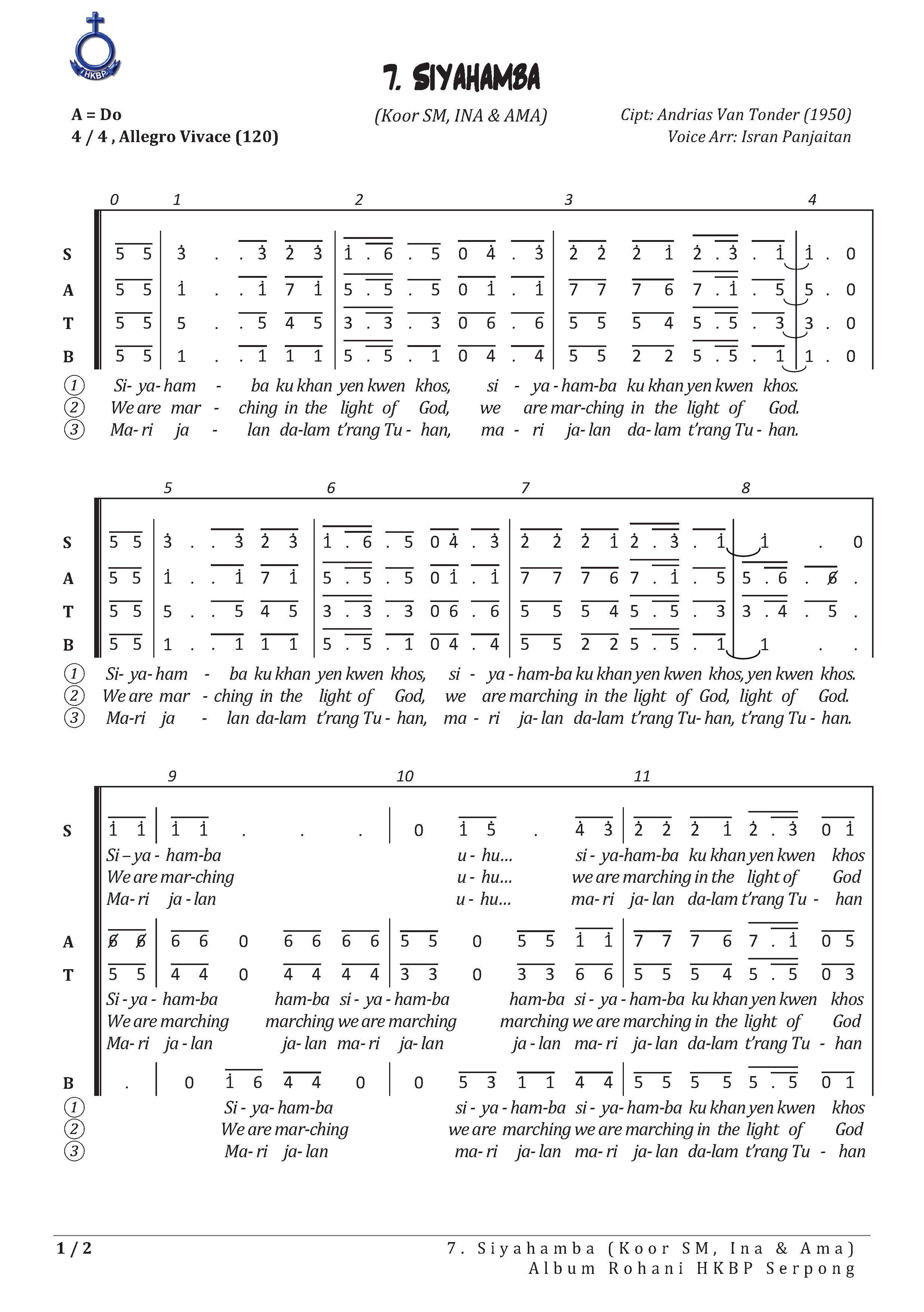 Download Partitur Paduan Suara Gerejawi Lengkap : download, partitur, paduan, suara, gerejawi, lengkap, Download, Partitur, Paduan, Suara, Gereja, Lengkap, Berbagai